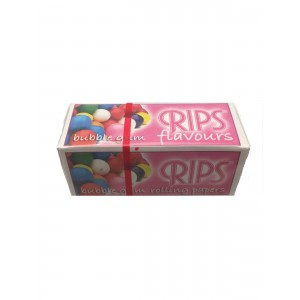 RIPS flavours Rolls Bubble Gum, einzeln