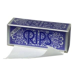 RIPS Rolls King Size Blau, einzeln