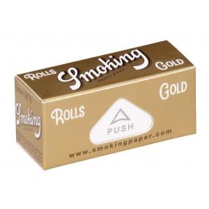 Smoking Gold Rolls (4 m), Endlospaper einzeln