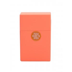Zigaretten Click Box Apriko (Rubbertouch)