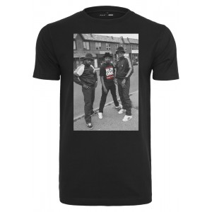 MISTER TEE Run DMC Kings Of Rock (schwarz) T-Shirt
