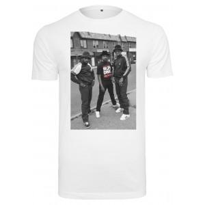 MISTER TEE Run DMC Kings Of Rock (weiß) T-Shirt