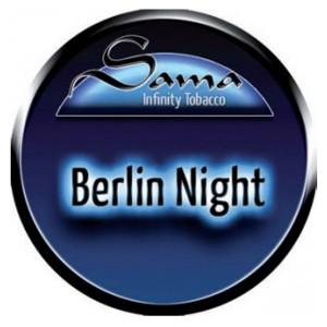 Sama Infinity Shishatabak Berlin Night 150 g Dose