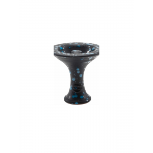 Saphire Squeeze No. 9 Tabakkopf schwarz-blau
