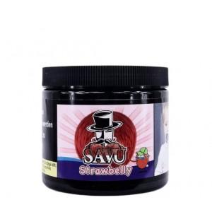 Savu Shishatabak Strawbelly 200 g