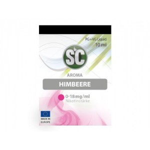 SC Liquids Himbeere
