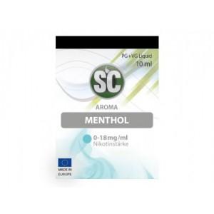 SC Liquids Menthol