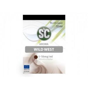 SC Liquids Wild West Tabak