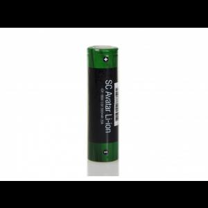 SC Avatar Li-ion E-Zigaretten Akku 18650 3.6V 2000mAh