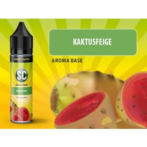 SC Vape Base - Kaktusfeige 50 ml - 0 mg