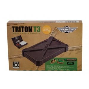Digitale Tischwaage TRITON T3 400 g x 0,01 g (My Weigh)