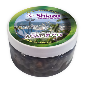 Shiazo Dampfsteine Acapulco, 100 g