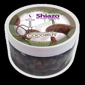 Shiazo Dampfsteine Coconut, 100 g