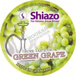 Shiazo Dampfsteine Green Grape 100g