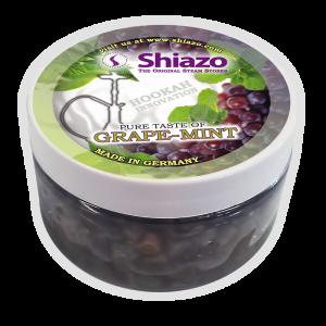 Shiazo Dampfsteine Grape-Mint (Traube-Minze), 100 g