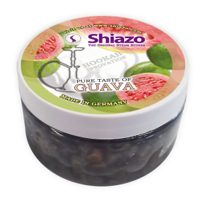 Shiazo Dampfsteine Guave, 100 g