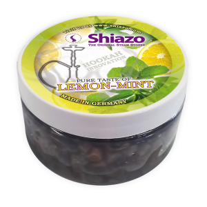 Shiazo Dampfsteine Lemon-Mint, 100 g