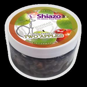 Shiazo Dampfsteine Two Apples, 100 g