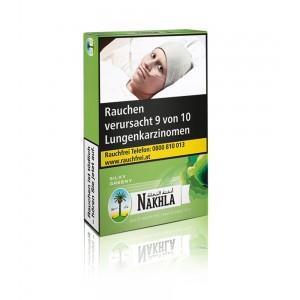 Nakhla Tobacco 200 g Shishatabak Silky Green
