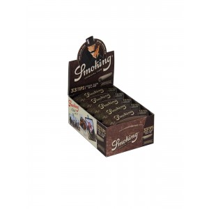Smoking brown konische Tips King Size Slim 50er Großpackung