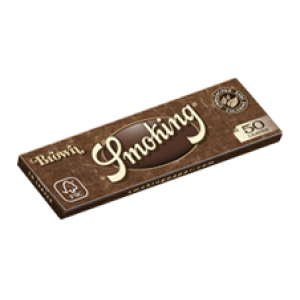 Smoking Brown 1 1/4 Medium Papers, Heftchen einzeln