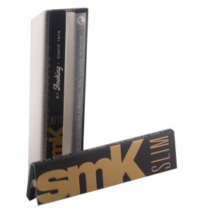 Smoking smK Slim King Size Papers,  Heftchen einzeln