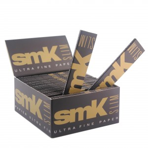 Smoking smK Slim King Size Papers, 50er Box