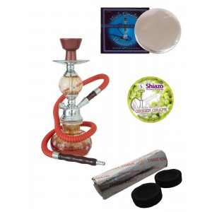 Shisha Starter-Set (orange)