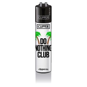 CLIPPER Feuerzeug Statement #6 - Do Nothing Club