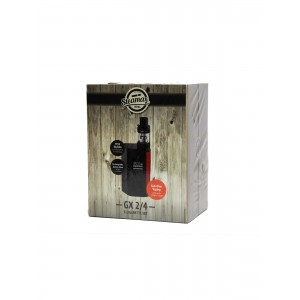 Steamax GX2/4 E-Zigarette schwarz/rot