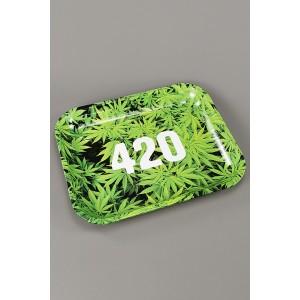 Jelly Joker Metal Rolling Tray 420 Weed medium