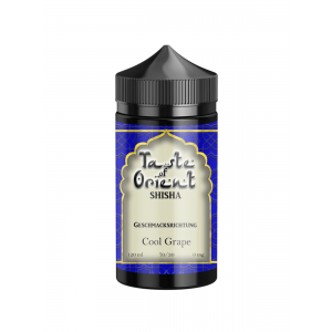 Taste of Orient - Cool Grape 0 mg / 120 ml E-Shisha Liquid