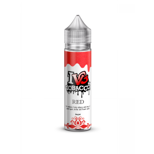 I VG Liquid Tobacco Red