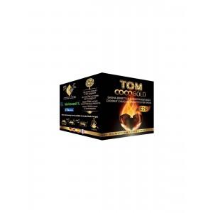 TOM Cococha Gold C26 1 kg Kokoskohle-Briketts