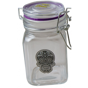 Skull - Juicy Jar Glasbehälter groß (280 ml)