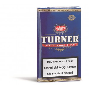 TURNER Halfzware Shag 40 g Drehtabak