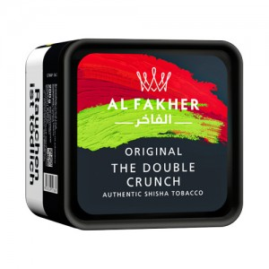Al Fakher Shishatabak 200 g The Double Crunch