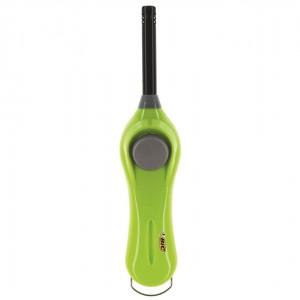 BiC Megalighter Stabfeuerzeug, grün