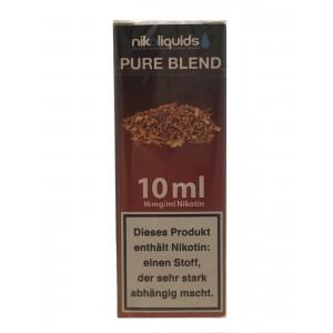 Niko Liquids Pure Blend 10 ml (16 mg Nikotin)