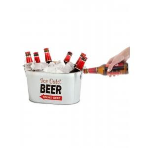 Bierkühler mit Flaschenöffner