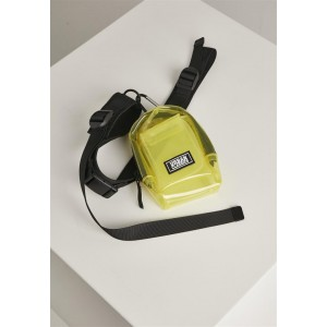 URBAN CLASSICS Utility Beltbag Transparent