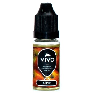 VIVO E-Liquid Apfel 10 ml (6 mg Nikotin)