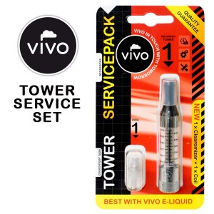 VIVO Tower Servicepack (Clearom. + Coil)