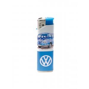 Feuerzeug Volkswagen hellblau