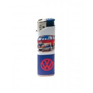 Feuerzeug Volkswagen dunkelblau