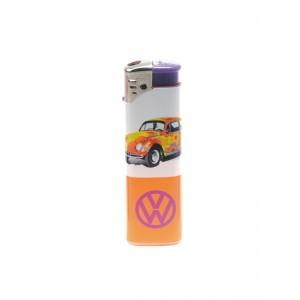 Feuerzeug Volkswagen orange