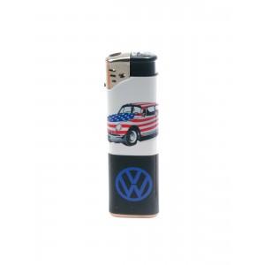 Feuerzeug Volkswagen schwarz