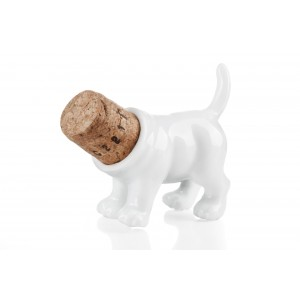 Weinstopper Hund - Rufus The Dog (Donkey Products)