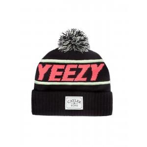 CAYLER & SONS Yeezy black Beanie Mütze