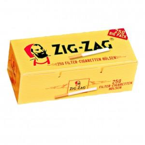 Zig Zag, 250 Filterhülsen